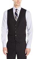 Calvin Klein Men's Suit Separate Twill Vest