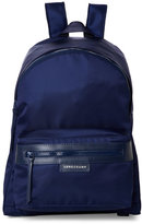 Longchamp Navy Le Pliage Néo Medium Backpack
