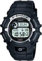 G-Shock Casio Men's Quartz Watch with Grey Dial Digital Display and Black Resin Strap GW-2310-1ER