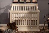Mason 4-in-1 Convertible Crib w/ Conversion Kit - Distressed White