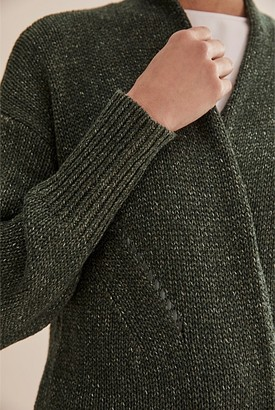 Country Road Cotton Cardigan