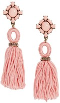 BaubleBar Sohvi Tassel Drop Earrings