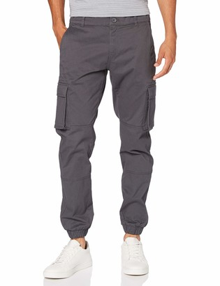 ONLY & SONS Men's ONSCAM Stage Cargo Cuff PG 6687 Trouser