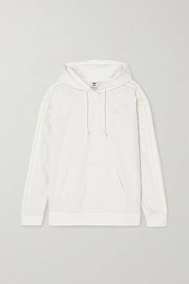 adidas Corduroy Hoodie - Off-white