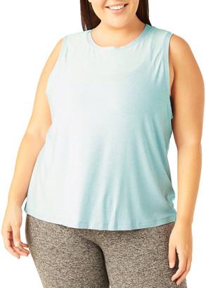 Beyond Yoga Plus Size Balanced Featherweight Muscle Tank