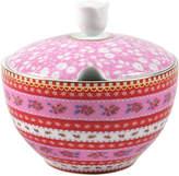 Pip Studio Ribbon Rose Sugar Bowl - Pink