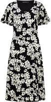 Sugarhill Boutique Rebekka Floral Midi Dress