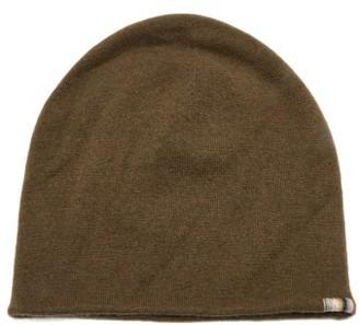 Extreme Cashmere - No.77 Bijou Stretch Cashmere Beanie Hat - Womens - Brown