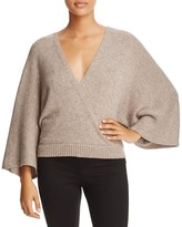 Ella Moss Leah Crossover Sweater
