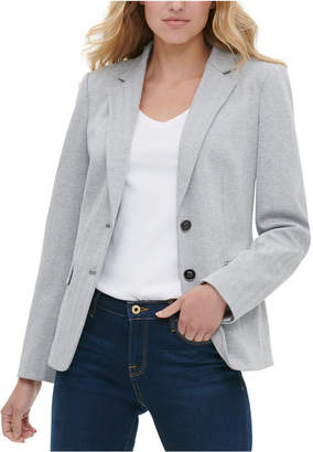 Tommy Hilfiger Notched-Lapel Blazer