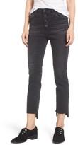 AG Jeans Women's Isabelle High Waist Step Hem Jeans