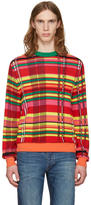 Paul Smith Multicolor Plaid Sweater