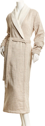 Coyuchi Women's Catalina Organic Robe