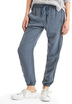 Gap Tencel® side-panel joggers