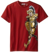 Dolce & Gabbana King Short Sleeve T-Shirt (Big Kids)