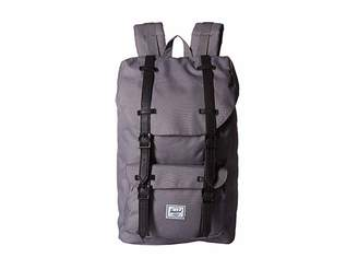 Herschel Little America Mid-Volume (Grey/Black) Backpack Bags