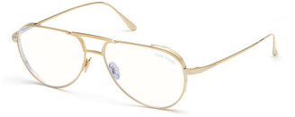 Tom Ford Titanium Aviator Optical Frames