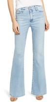 AG Jeans Quinne High Waist Flare Jeans