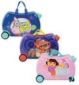 Nickelodeon NickelodeonTM 20-Inch Cruizer Ride-On Kids Luggage