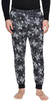 Massi Skull Print Pajama Pants
