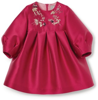 Il Gufo Embroidered Dress (3-12 Years)