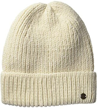 Roxy Collect Moment Beanie (Snow White) Caps