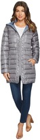 Kenneth Cole New York Quilted Zip Coat