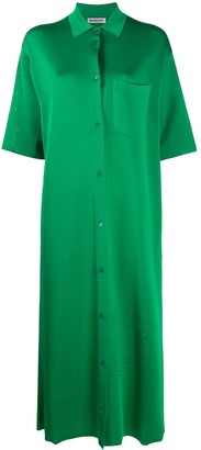 Balenciaga Midi Shirt Dress
