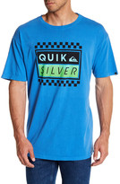 Quiksilver Double Decker Regular Fit Tee