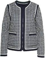 Tory Burch Petra Nylon Reversible Down Jacket