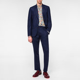 Paul Smith A Suit To Travel In - Navy Summer-Wool Suit