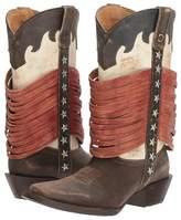 Durango Dream Catcher 12 Wrapped Fringe Cowboy Boots