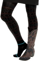 Bootights Kodiak Sweater Tights - Built-In Ankle Socks (For Women)