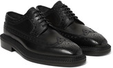 Burberry - Leather Wingtip Brogues