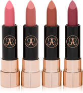 Anastasia Beverly Hills 4-Pc. Mini Matte Lipstick Set - Nudes