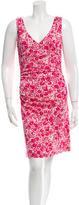 Diane von Furstenberg Silk Euphony Dress