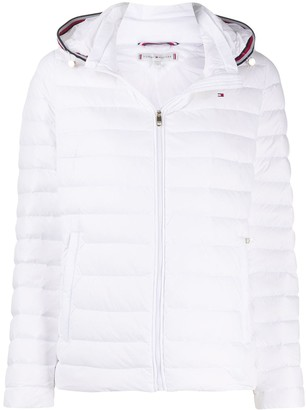 Tommy Hilfiger Fitted Puffer Jacket