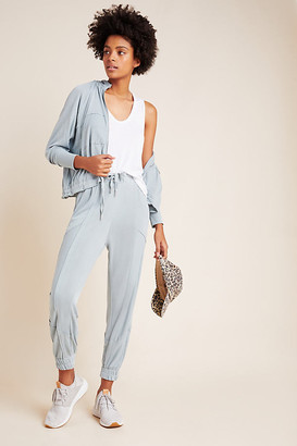 Free People Movement Trekking Out Joggers By Free People Movement in Blue Size M