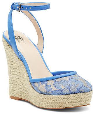 Victoria's Secret Collection The Lacie Wedge Sandal