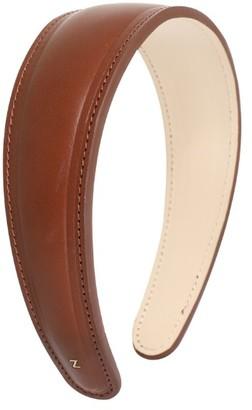 Zimmermann Leather Headband