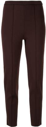 TOMORROWLAND high-waisted slim-fit trousers