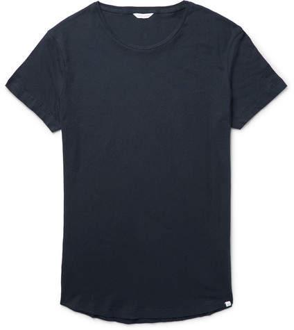 Orlebar Brown Ob-t Slim-fit Cotton-jersey T-shirt - Storm blue