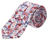 Original Penguin Red Floral Tie.