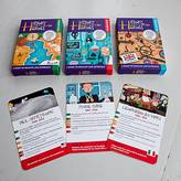 History Heroes Card Games: Set Of Three