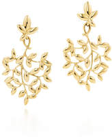 Tiffany & Co. Paloma Picasso® Olive Leaf drop earrings