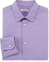 Izod Herringbone Dress Shirt - Boys 8-20
