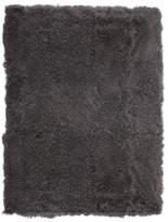 Calvin Klein Danika Sheepskin Rug, 8' x 10'