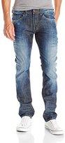 Buffalo David Bitton Men's Ash Skinny Fit Jean