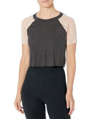 Alo Yoga Women's Sport Short Sleeve Top