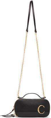 Chloé Black Mini C Vanity Bag